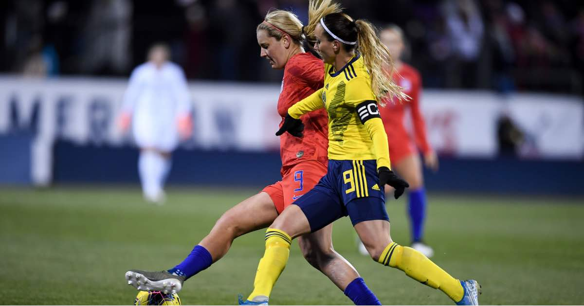 International Friendly: USWNT vs. Sweden - Match History & Preview | Five Things to Know