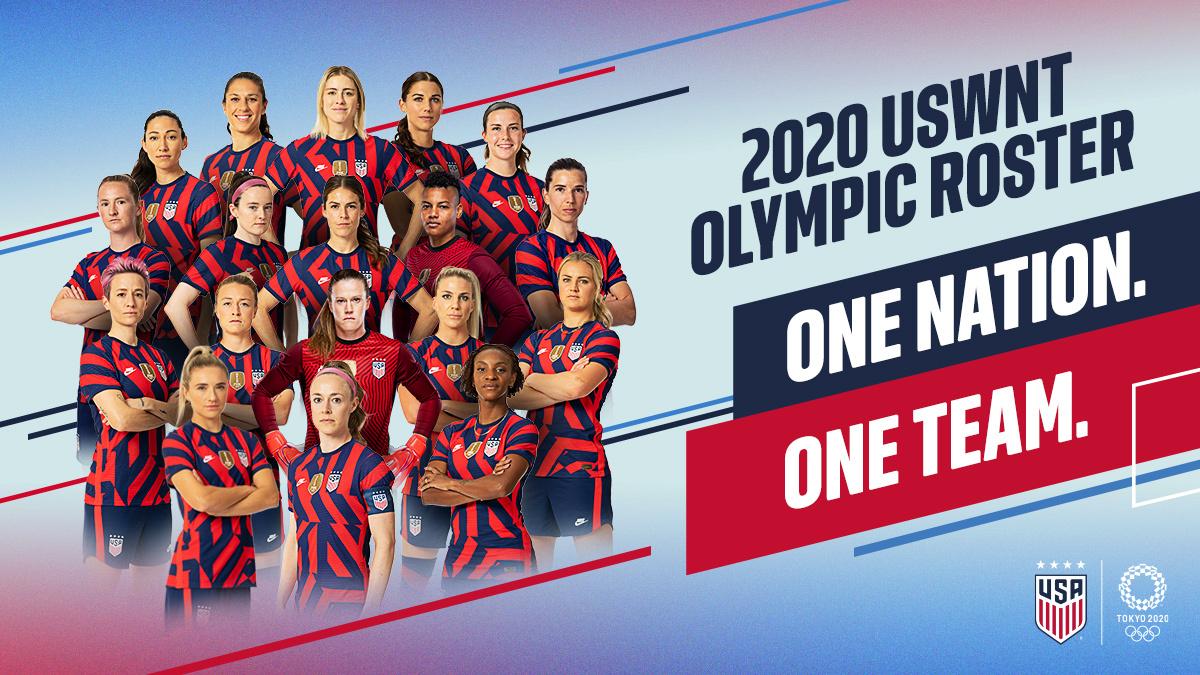 Vlatko Andonovski Names 2020 U S Olympic Women S Soccer Team