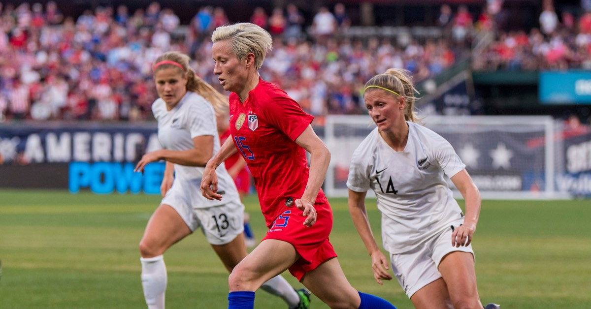 2020 Tokyo Olympics: USA vs. New Zealand - Match History & Preview   Five Things to Know
