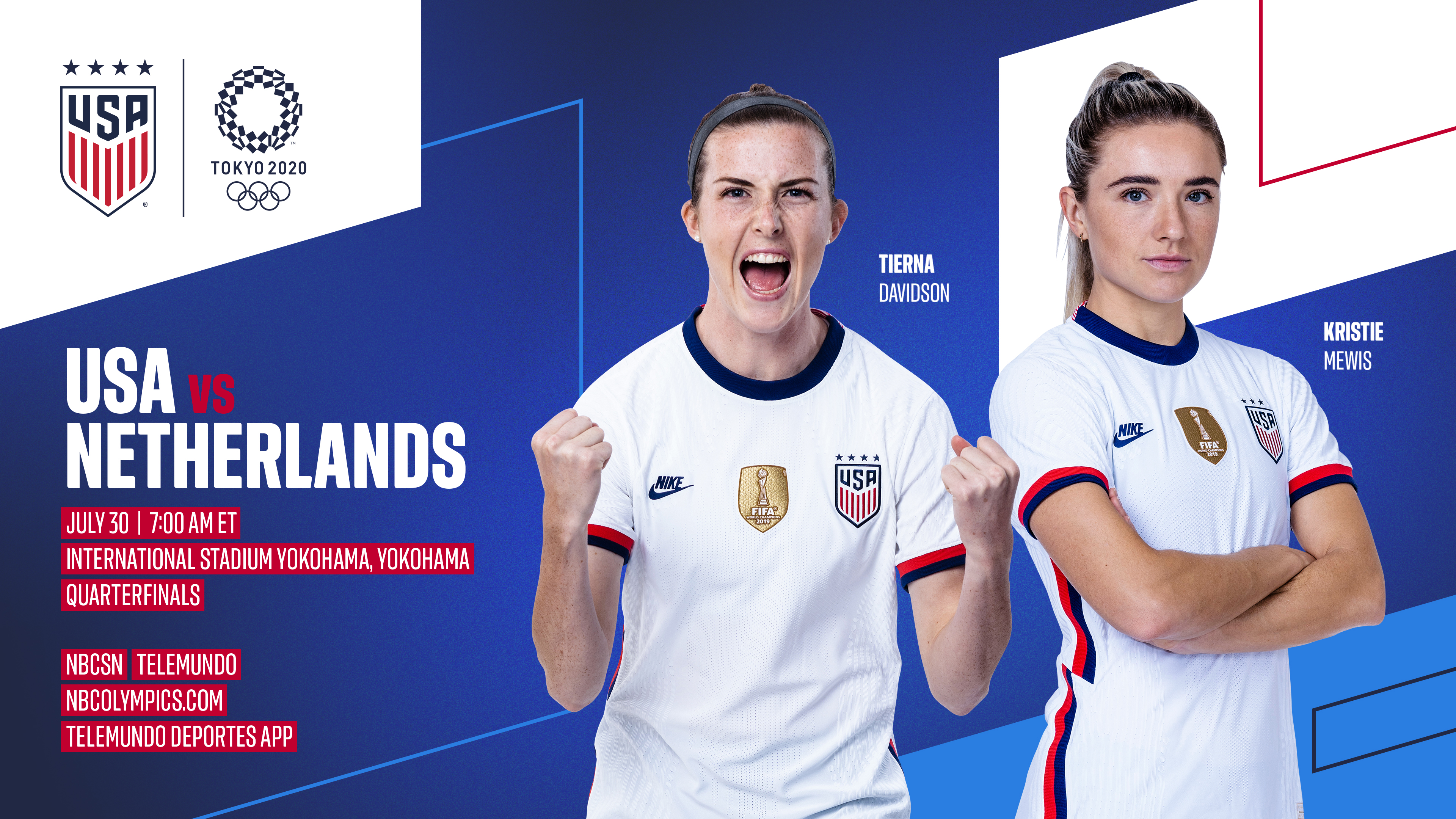 2020 Tokyo Olympics: USA vs. Netherlands - Preview, Schedule, TV Channels & Start Time