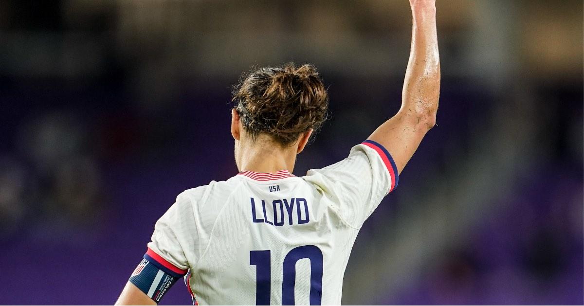 US Women's National Team Legend Carli Lloyd Announces Retirement