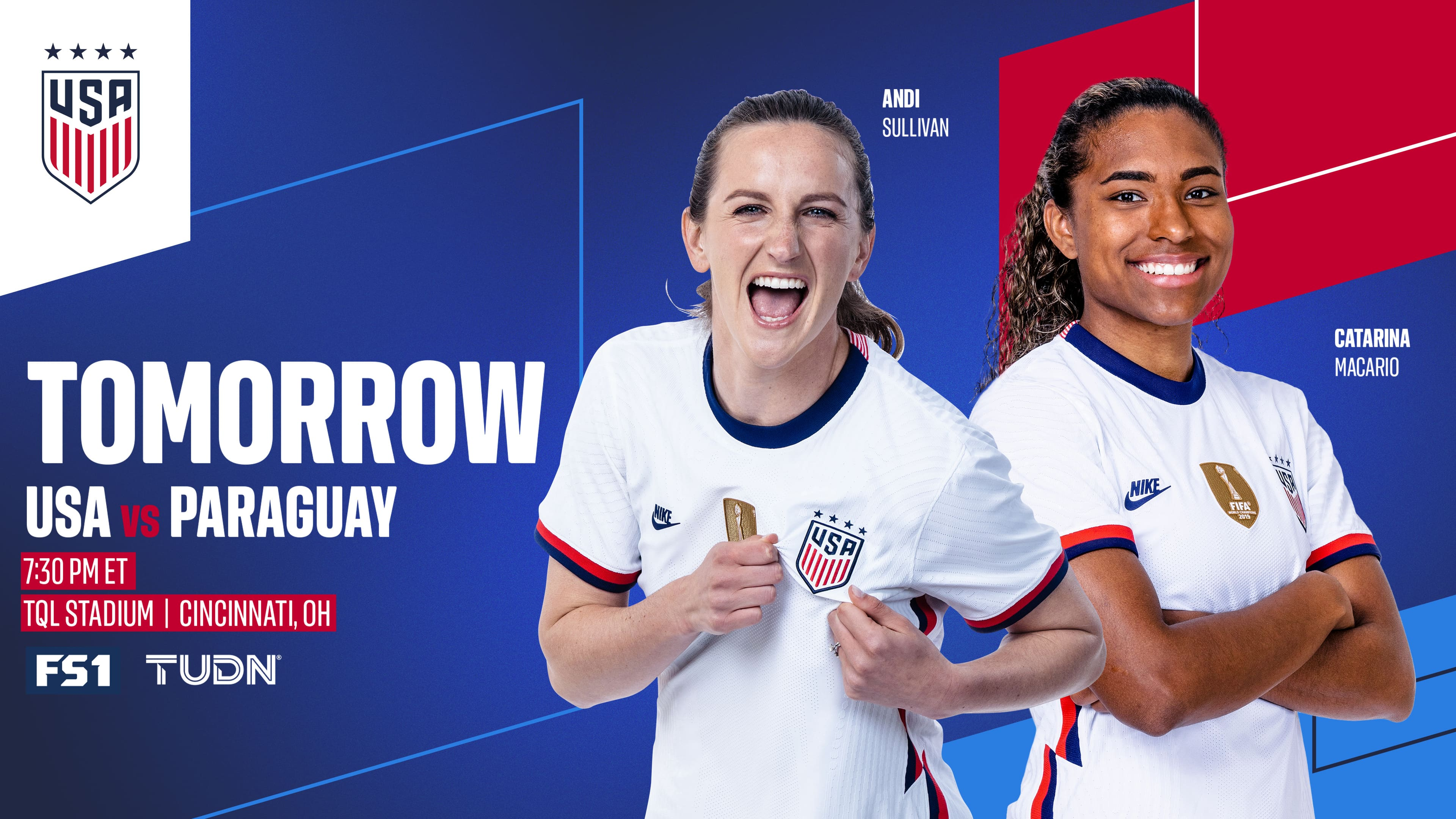 International Friendly: USA vs. Paraguay - Preview, Schedule, TV Channels & Start Time