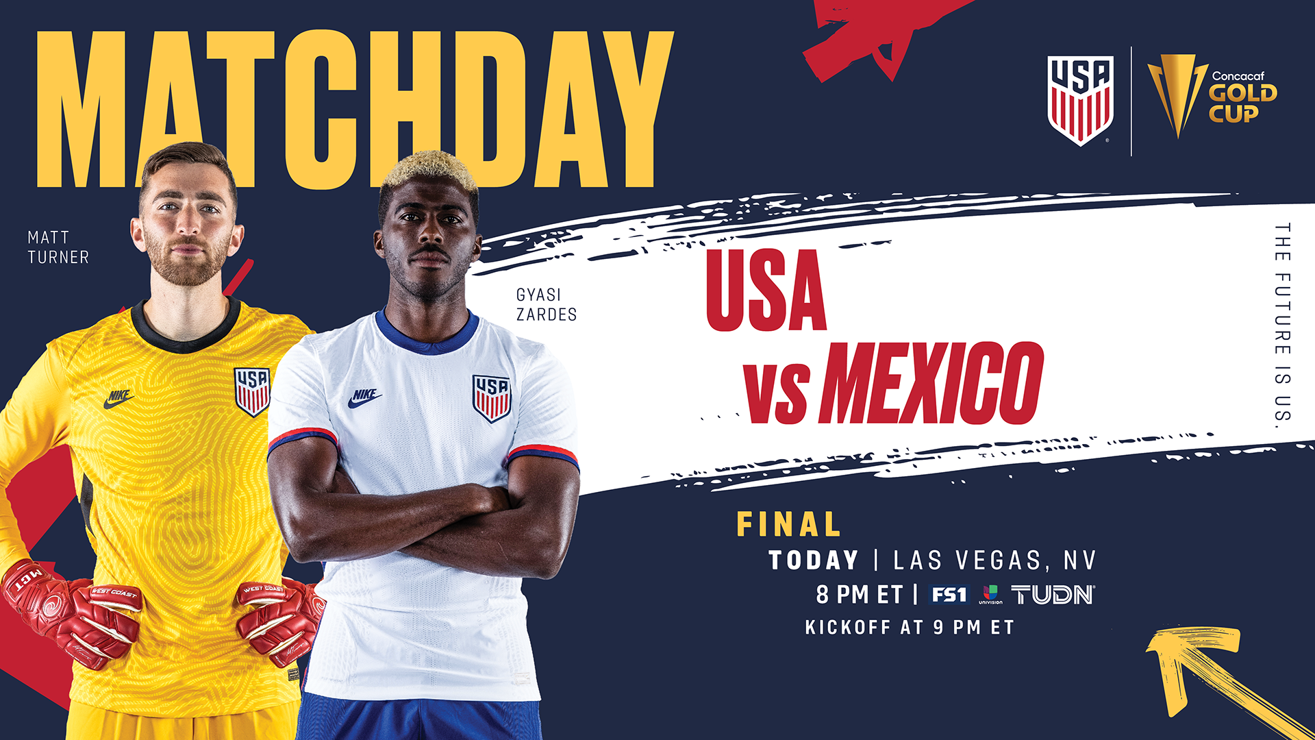 2021 Concacaf Gold Cup Final: USA vs Mexico - Preview, Schedule, TV Channels, Start Time