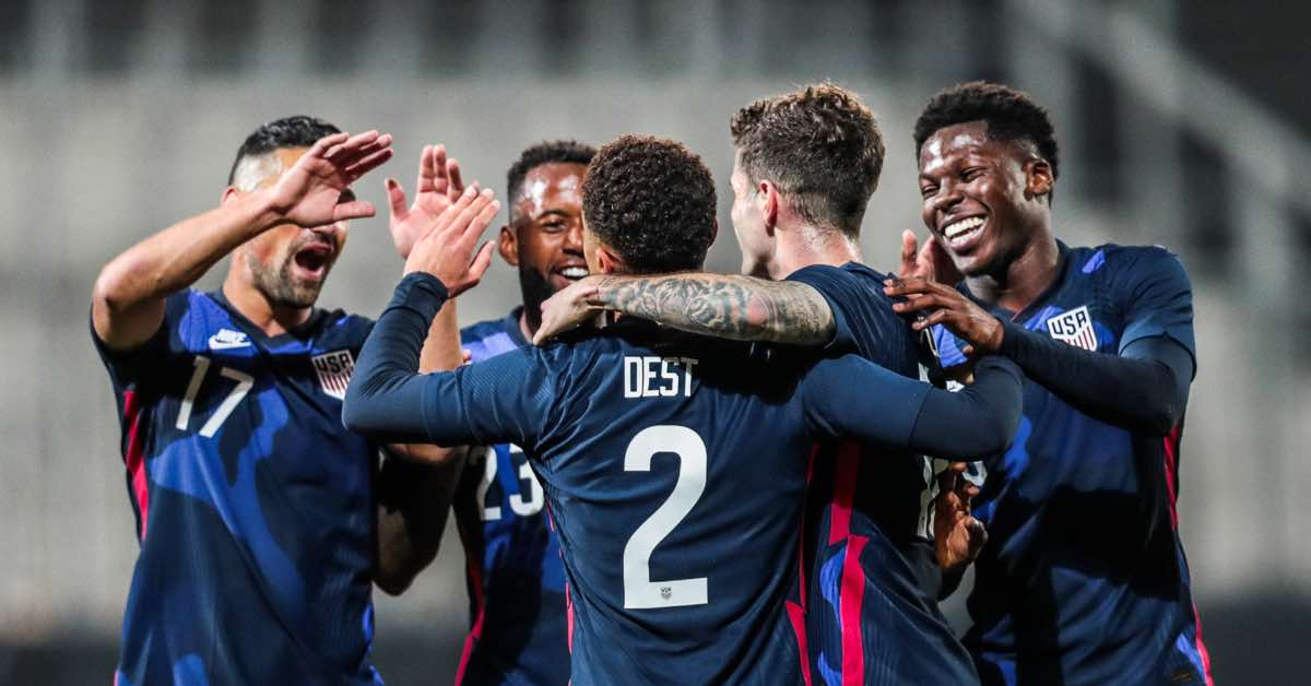 USMNT | U.S. Men's National Soccer Team | U.S. Soccer Official Site