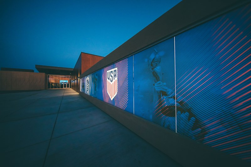 U.S. Soccer National Development Center