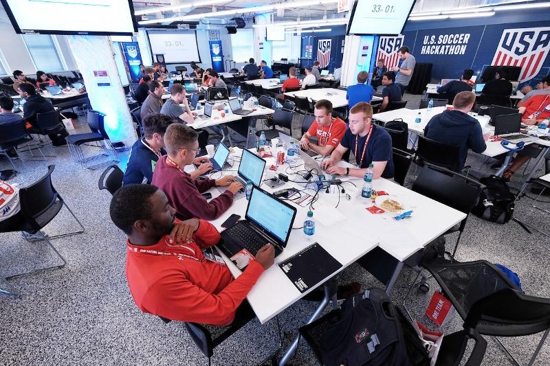 2018 U.S. Soccer Hackathon