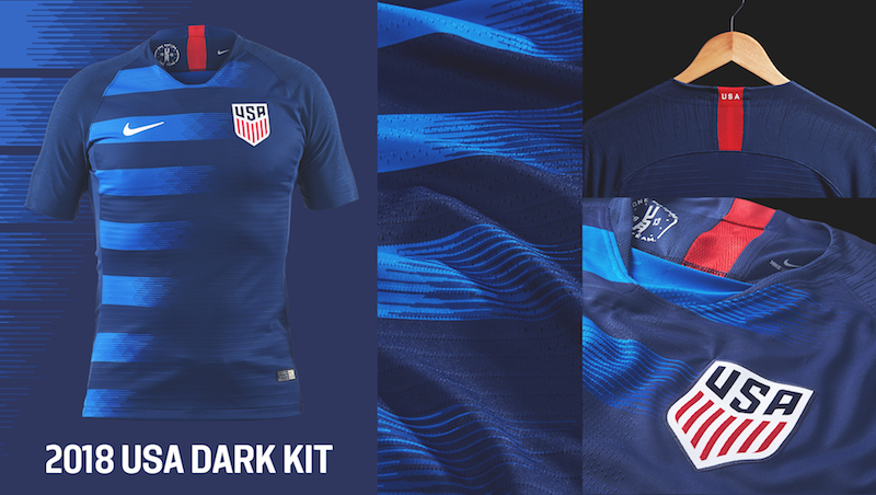 check out 9072c 08ddc Distinctive New Kit Launches U.S. Soccer's Next Generation