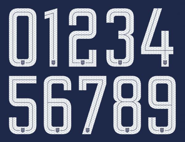 2018 kit font
