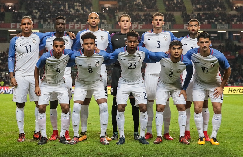 U.S. MNT vs. Portugal - Nov. 14, 2017