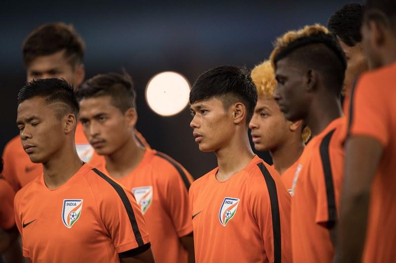 2017 India U-17 MNT