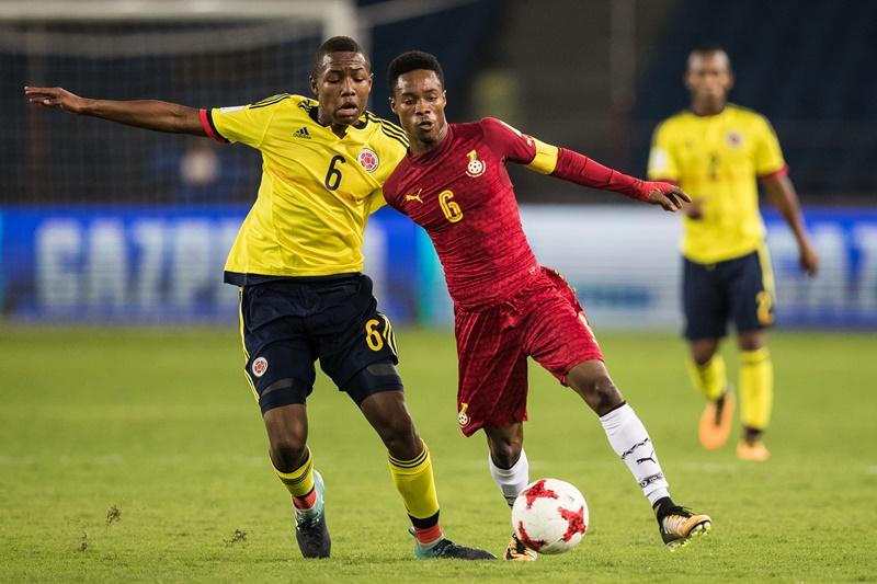 2017 Ghana U-17 MNT - Eric Ayiah