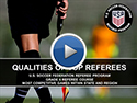 Top Referee Qualities