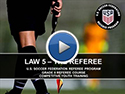 Law 5 Competitive Youth Training