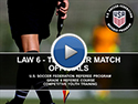 Law 6 Competitive Youth Training