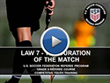 Law 7 Competitive Youth Training