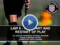 Law 8 Competitive Youth Training
