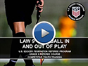 Law 9 Competitive Youth Training