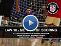 Law 10 The Method of Scoring