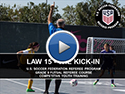 Law 15 The Kick-In