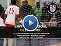 Law 16 The Goal Clearance