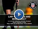 Law 12 Fouls and Misconduct