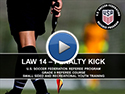 Law 14 The Penalty Kick