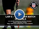 Law 6 The Assistant Referees