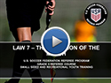 Law 7 The Duration of the Match