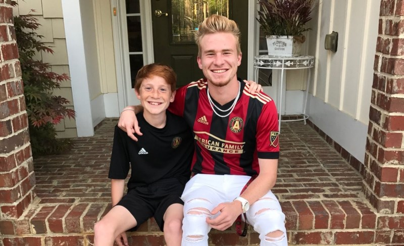 U-17 MNT - Alan and Andrew Carleton
