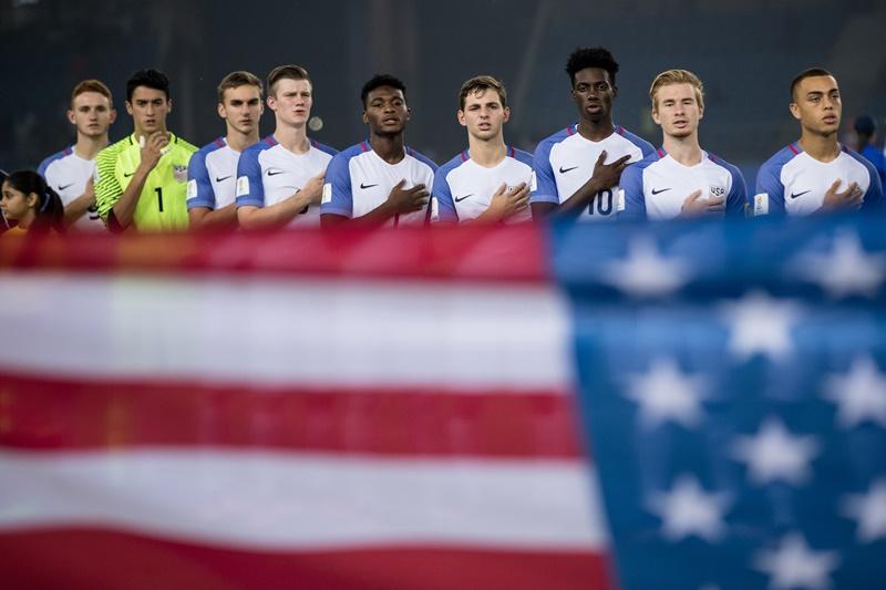2017 U.S. U-17 MNT
