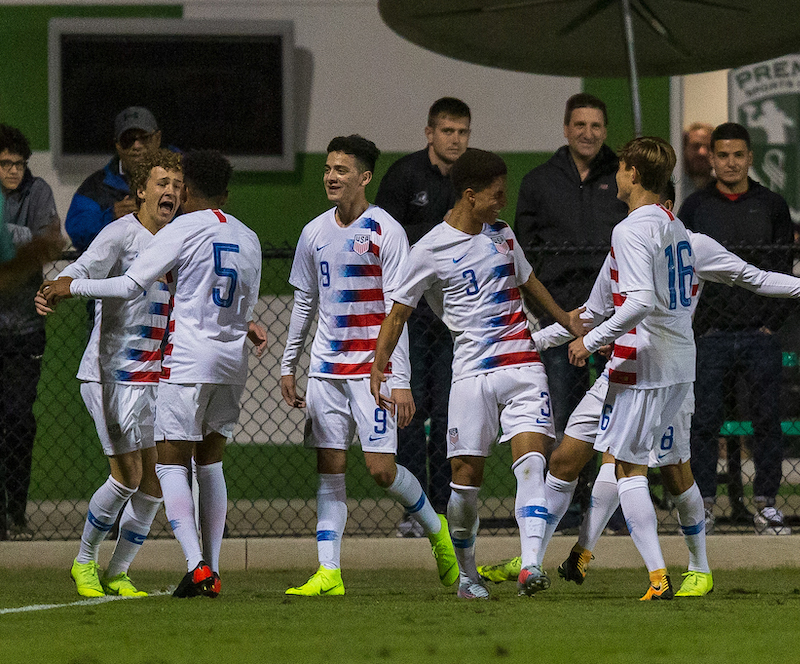 6e7cb5160a4 U-17 MNT Takes Aim at World Cup Berth and Confederation Title at 2019  Concacaf U-17 Championship