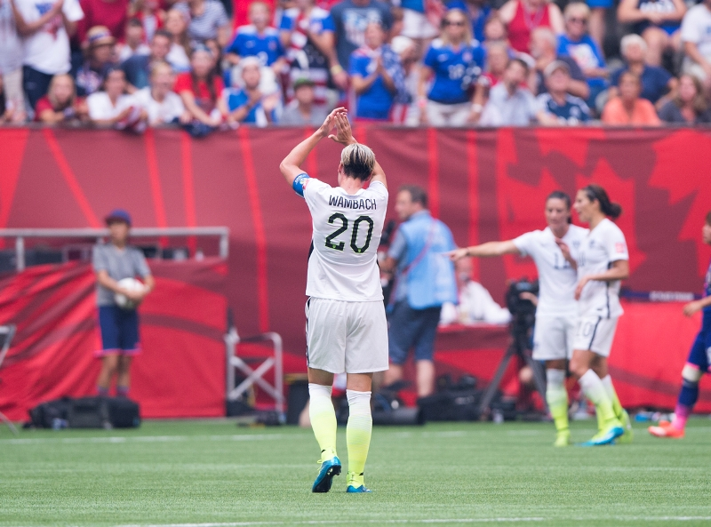 20 for 20: Abby Wambach Most Memorable Moments