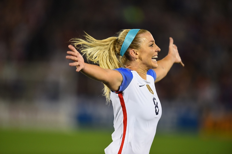 low priced 38048 8f5ee Five Things to Know About Julie Ertz