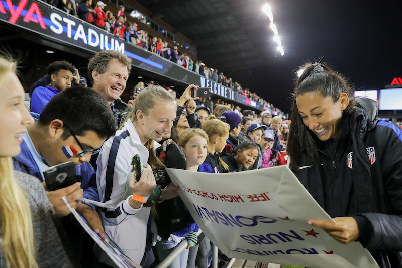 WNT - Christen Press