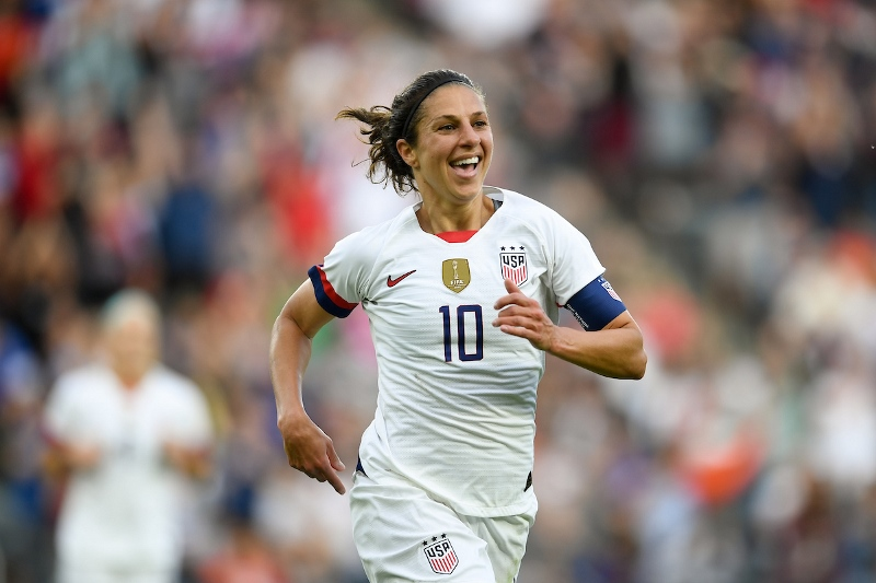 san francisco 7f722 a1803 2019 Women's World Cup Roster Reactions: USWNT Players on ...