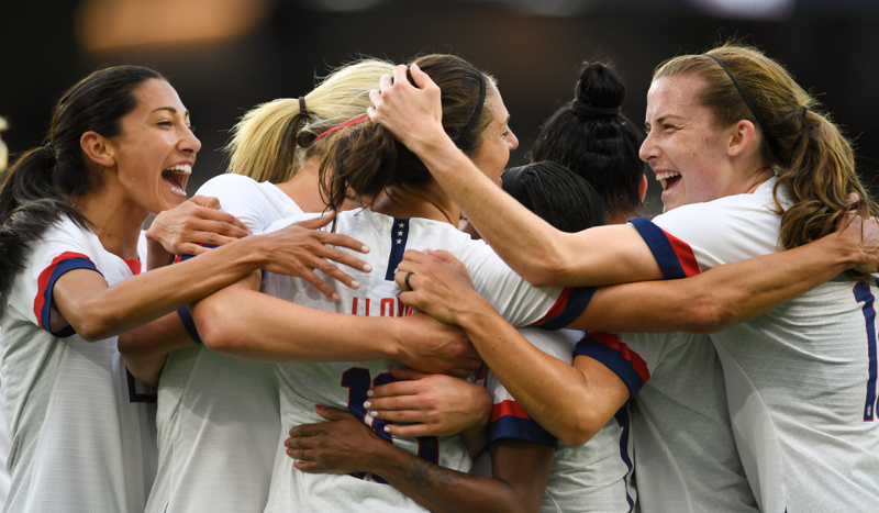 USWNT | World Cup Champions | U.S. Soccer Official Site
